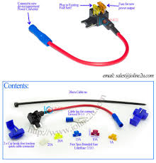 tap wire fuse box wiring diagram \u2022  car micro fuse holder box fuse tap p end 5 28 2019 6 51 pm rh lelong com my 20 amp fuse tap 20 amp fuse tap