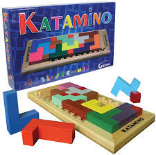 Wooden Strategy Games Katamino Pentominoes Wooden puzzle and Strategy Game by Gigamic 70