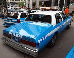1989 Chevrolet Caprice New York City police car b | CLASSIC CARS ...