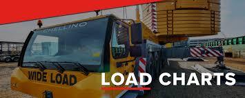 60 Ton Grove Truck Crane Load Chart Chellino Crane Equipment