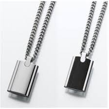 unique and interesting cremation jewelry for men mens urn necklace