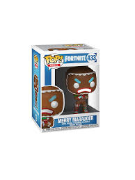 <b>Фигурка POP</b>! <b>Vinyl</b>: Games: Fortnite: Merry Marauder 34880 <b>Funko</b> ...