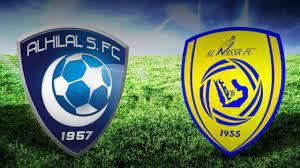 بث مباشر مشاهدة مباراة الهلال والنصر اليوم الأربعاء 5/ أغسطس فى الدوري  السعودي