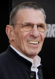 audio leonard nimoy reads ray bradbury s ldquo there will come soft star trek los angeles premiere