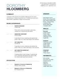 Free Resumes Builder Classy Free Resumes Builder Free Resume Builders Vintage Free Resume
