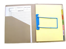 Hospital Case Note Folders And Patient Medical Records