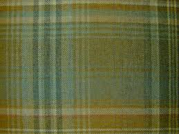 Designer Curtain Fabric Warehouse Designer Curtain Fabric Wool Tartan Plaid Check Teal Fawn