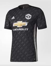 Manchester United 2017-18 Auswärts-Trikot