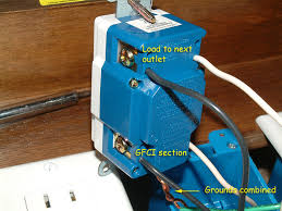 wiring outlets safely Wiring Gfci Outlets In Series if you plan to run additional boxes after the gfci outlet, the wires that lead to the next box must be affixed to the load side of the outlet how to connect gfci outlets in series