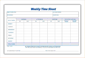 free weekly timesheet weekly timesheet template weekly time sheet multiple employee