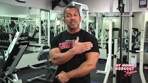 Gym Biceps Workout Chart Lee Labradas 3 Minute Home Biceps Workout Routine