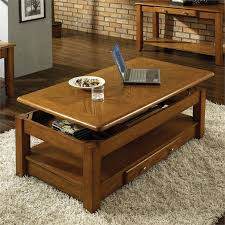 steve silver nelson lift top coffee table in oak