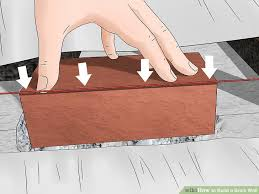 image titled build a brick wall step 13