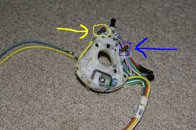 the care and feeding of ponies 1965 and 1966 mustang horn wiring to the system at all and you need to first check if the yellow wire is bringing power from the headlight switch if yes you ll be needing a new turn