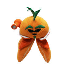 plants vs zombies garden warfare 2 citron designer plush toy