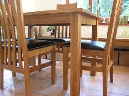 Furniture Kitchen Tables Minsk Solid Oak Kitchen Tables And Chair Sets
