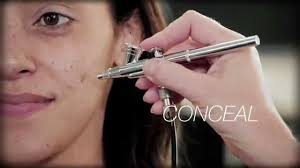 how to use airbrush for flawless makeup application kett airbrush level 1 musebeautypro you