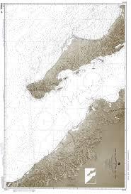 Mexico Navigation Charts 57 Detailed Nautical Chart Southern California