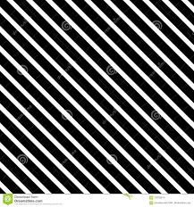 Vector Naadloos Diagonaal Zwart Wit Lijnenpatroon Abstract Behang