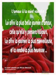 Citations Damour Et Saint Valentin Lui Offrir La Plus Belle