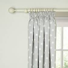 Nursery curtains boys Australia Buy Little Home At John Lewis Star Pencil Pleat Blackout Lined Curtains Online At Johnlewiscom Pinterest Little Home At John Lewis Star Pencil Pleat Pair Blackout Lined
