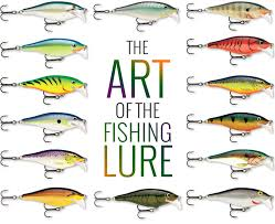 the art of the fishing lure