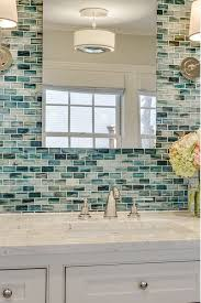 gorgeous tile bathroom wall with best 25 accent tile bathroom in glass accent tile prepare
