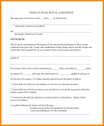Basic Rental Agreement Free Word Documents Download Rental Agreement ...