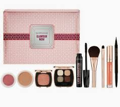 qvc tsv bare minerals bare escentuals glamour now makeup kit review