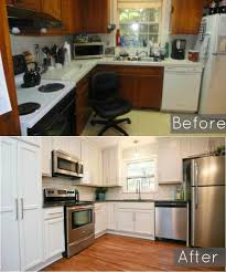 Split Level Kitchen Before And After Of Our Ugly 1960s Split Level Kitchen Remodel