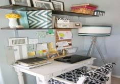 organize office space. Attractive Organize Office Space Get Organized In A Small With Cloffice {Office Closet} | The Happy Housie