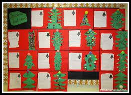 christmas bulletin board ideas. Photo Of Christmas Traditions Writing Bulletin Board RoundUP Boards Via RainbowsWithinReach Inside Ideas