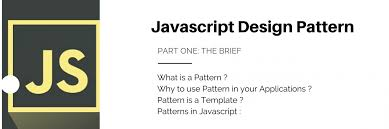 Javascript Design Patterns Delectable Design Pattern In Large Scale JavaScript Application Part 448 Of 48