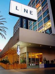 The Line hotel in Koreatown occupies a former Radisson.