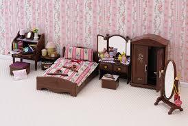 Sylvanian Families Bedroom Furniture Set Sylvanian Families 4701 Luxury Master Bedroom Furniture Set