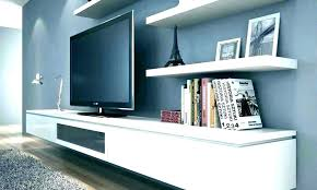 floating wall mounted tv stand floating wall mounted stand shelves under cabinet for floating wall mounted