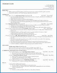 How To Write Federal Resume Magnificent 48 New Federal Resume Writing Service Unitscard