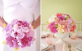 tissue paper flower centerpiece ideas 15 non floral bouquets feathers wheat sola flowers etc