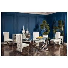 Ulysis 5 Piece Formal Dining Set