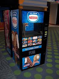 Popsicle Vending Machine Cool Nestle Ice Cream Vending Machine Future Home Arcade Pinterest