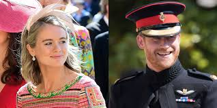 Turning up for an ex is no easy feat, fashion stylist sadaf razi, who's worked with meghan in the past, told e! Prince Harry S Ex Cressida Bonas Wrote About Attending His Royal Wedding Cressida On Finding Good Hat
