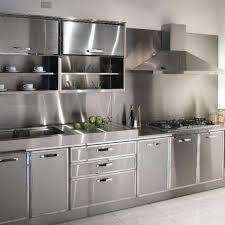 Stainless Steel Kitchen Designs Kitchen Top Design Stainless Steel Kitchen Cabinets Awesome