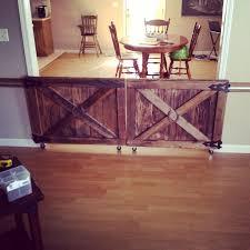 indoor dog fences new custom made barn door rolling baby gates house stuff of indoor dog