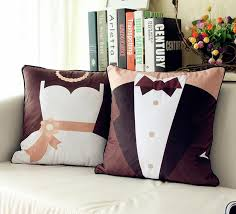 Husband Pillow Cover