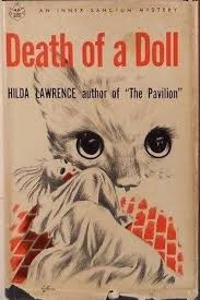 Pretty Sinister Books: Death of a Doll - Hilda Lawrence