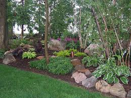 Small Picture Shade Garden Design Garden ideas and garden design
