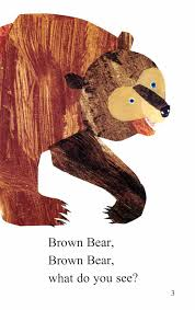 Brown Bear Brown Bear What Do You See Words Brown Bear Brown Bear What Do You See Words Military Bralicious Co