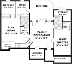 basement design ideas plans. Optional Basement Plan Design Ideas Plans
