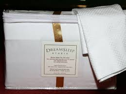 these sheets from dreamsleep studio were included in the emmy awards gift baskets in 2006
