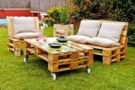 outdoor furniture from pallets.  Furniture Pallets Garden Furniture Pallet Ideas Outdoor With Euro  Plans Inside From D
